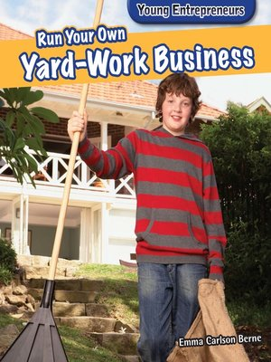 cover image of Run Your Own Yard-Work Business