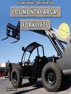 cover image of Los montacargas / Forklifts
