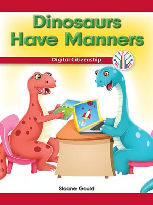 cover image of Dinosaurs Have Manners