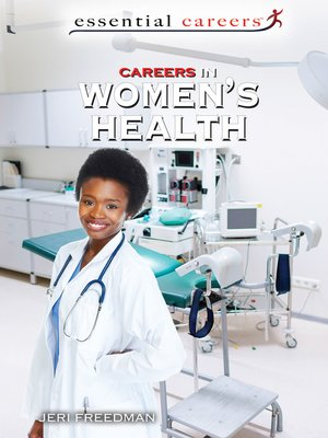 cover image of Careers in Women's Health