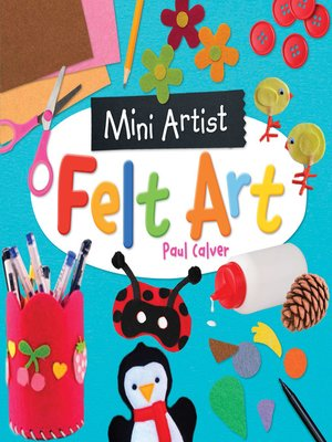 cover image of Felt Art
