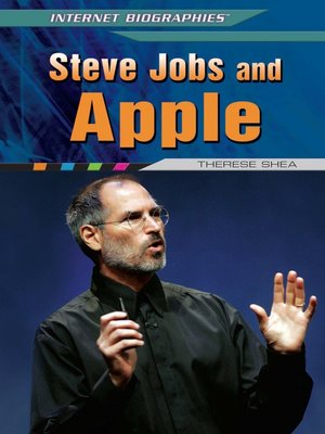 cover image of Steve Jobs and Apple