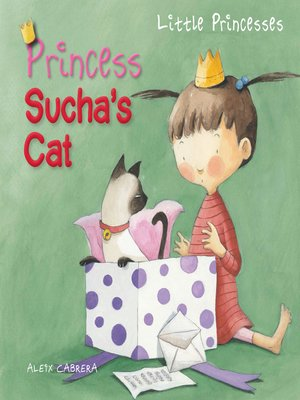 cover image of Princess Sucha's Cat