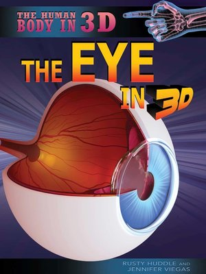 cover image of The Eye in 3D
