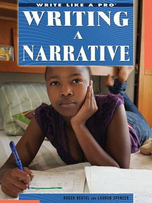 cover image of Writing a Narrative