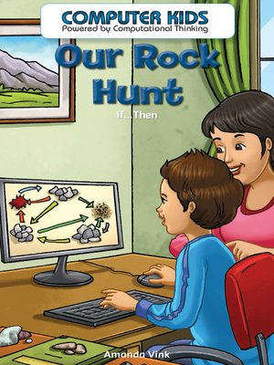cover image of Our Rock Hunt