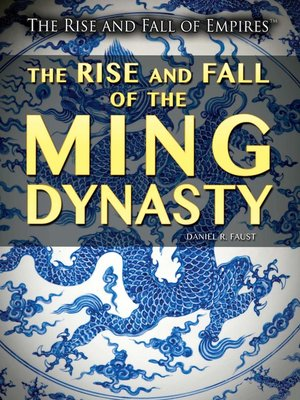 cover image of The Rise and Fall of the Ming Dynasty