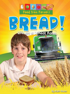 cover image of Bread!