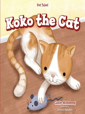 cover image of Koko the Cat