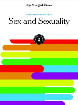 cover image of Sex and Sexuality
