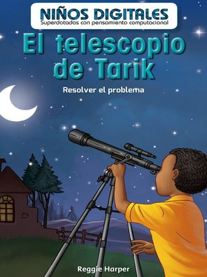 cover image of El telescopio de Tarik