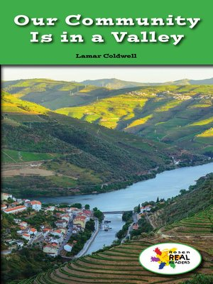 cover image of Our Community Is in a Valley