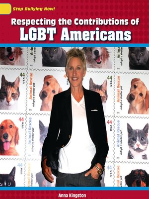 cover image of Respecting the Contributions of LGBT Americans