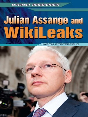 cover image of Julian Assange and WikiLeaks