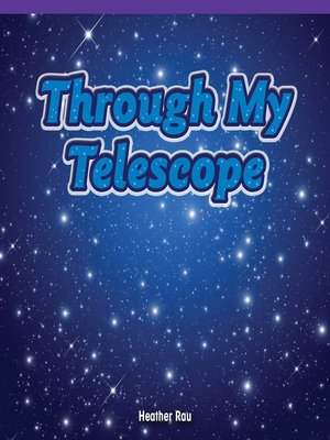 cover image of Through My Telescope