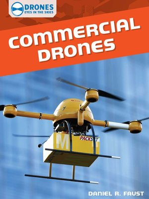 cover image of Commercial Drones