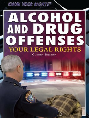 cover image of Alcohol and Drug Offenses