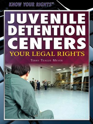 cover image of Juvenile Detention Centers