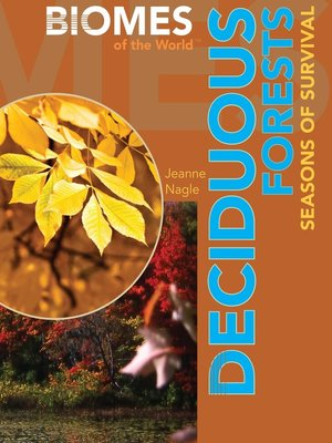 cover image of Deciduous Forests