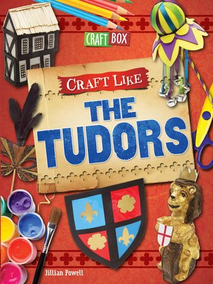 cover image of Craft Like the Tudors