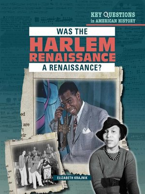 cover image of Was the Harlem Renaissance a Renaissance?
