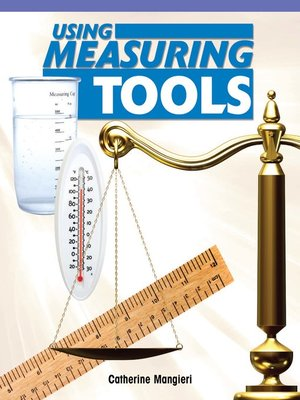 cover image of Using Measuring Tools