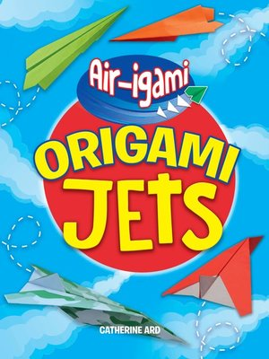 cover image of Origami Jets