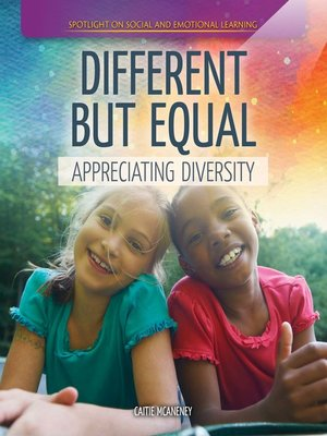 cover image of Different but Equal: Appreciating Diversity