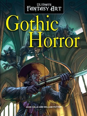 cover image of Gothic Horror