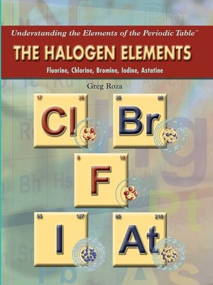 cover image of The Halogen Elements