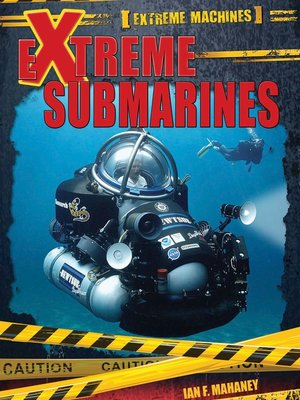 cover image of Extreme Submarines