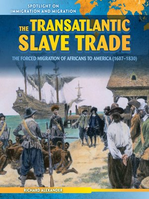 cover image of The Transatlantic Slave Trade