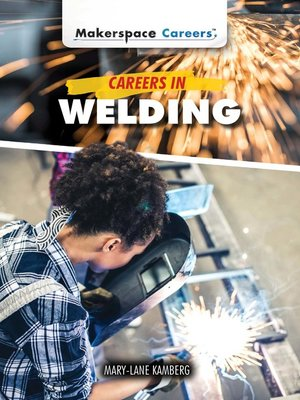 cover image of Careers in Welding