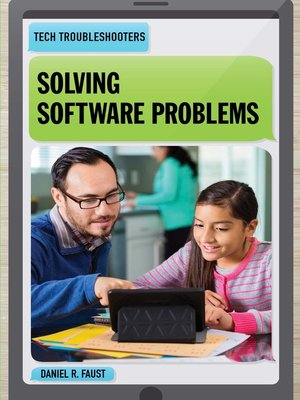 cover image of Solving Software Problems