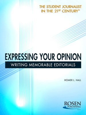 cover image of Expressing Your Opinion
