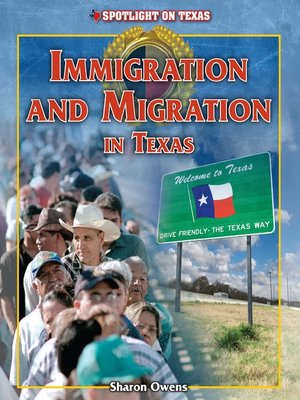 cover image of Immigration and Migration in Texas