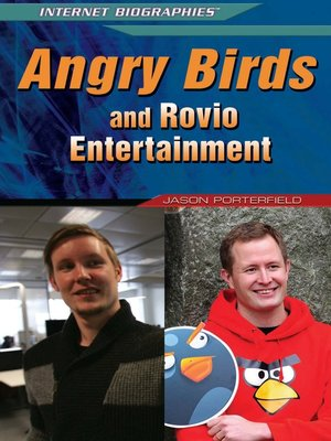 cover image of Angry Birds and Rovio Entertainment