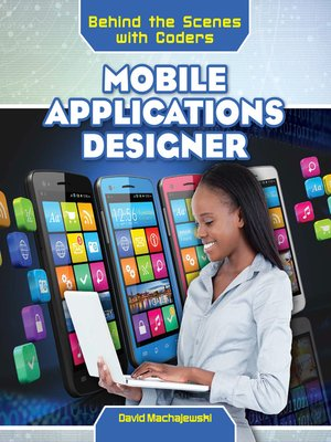 cover image of Mobile Applications Designer