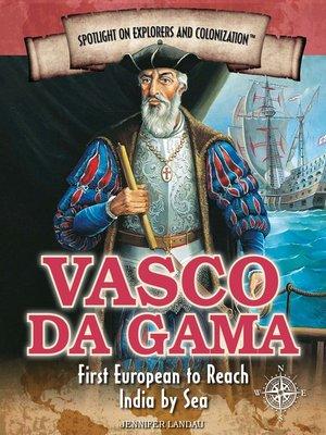 cover image of Vasco da Gama