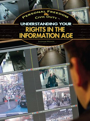 cover image of Understanding Your Rights in the Information Age