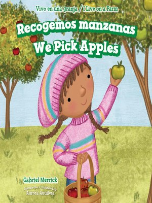 cover image of Recogemos manzanas / We Pick Apples