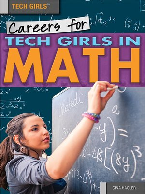 cover image of Careers and Business for Tech Girls in Math