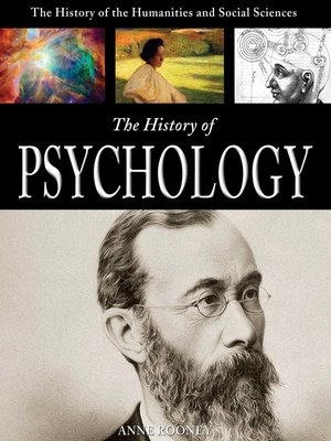 cover image of The History of Psychology