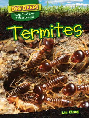 cover image of Termites
