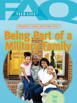 cover image of Frequently Asked Questions About Being Part of a Military Family