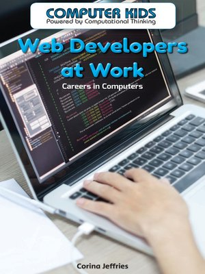 cover image of Web Developers at Work