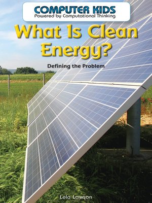 cover image of What Is Clean Energy?