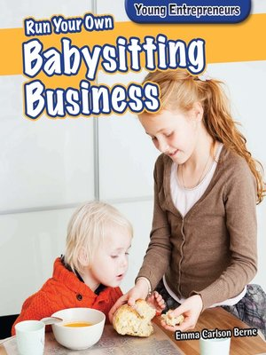 cover image of Run Your Own Babysitting Business