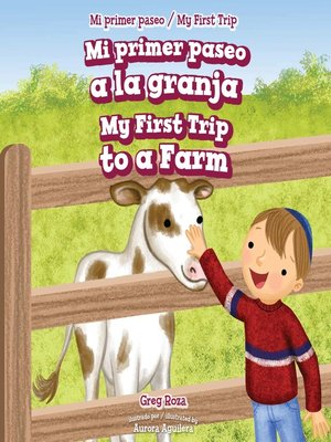 cover image of Mi primer paseo a la granja / My First Trip to a Farm