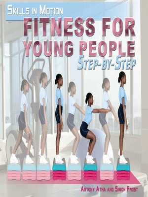 cover image of Fitness for Young People Step-by-Step
